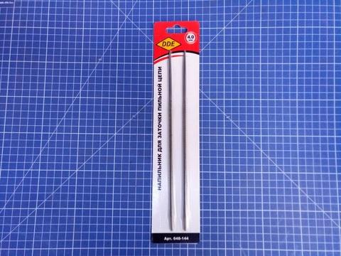 Напильник круглый DDE 4,0 мм - 5/32