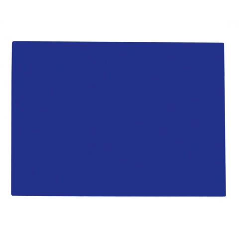 Доска разделочная п/п 600x400x18 мм. синяя MG /1/5/, MGSteel (45744)
