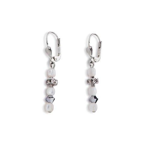 Серьги Silver 4912/20-1700