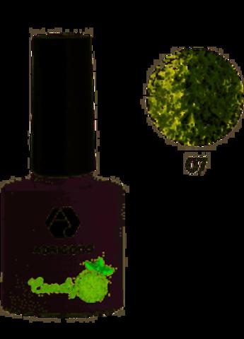 Гель-лак ADRICOCO CANDY №07 - Лайм с мятой (8 мл.)