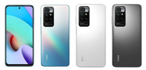 Redmi 10 NFC 4/64Gb Sea Blue