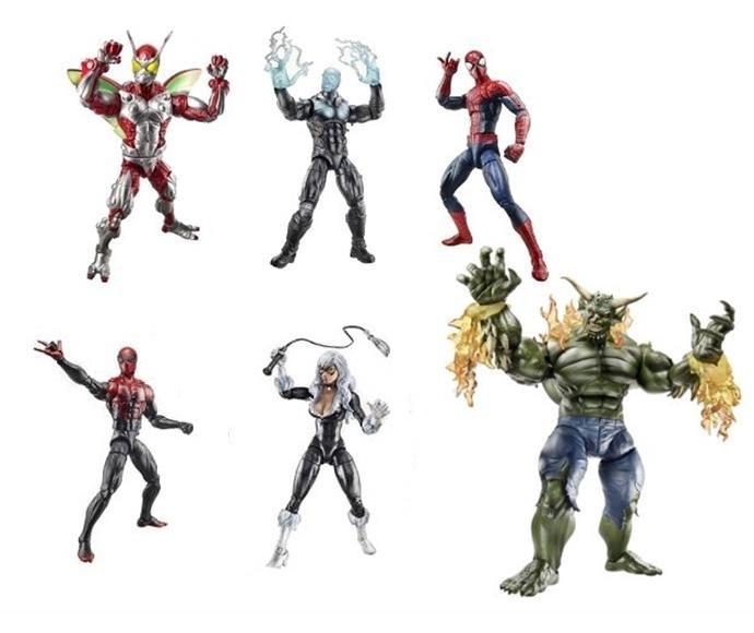 Marvel Legends Infinite — The Amazing Spider-Man 2