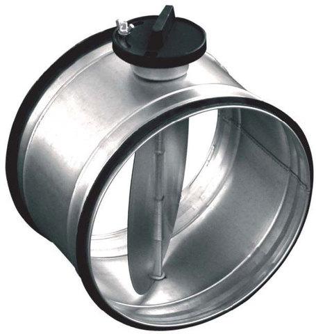 Дроссель-клапан с ручным управлением SK d 100