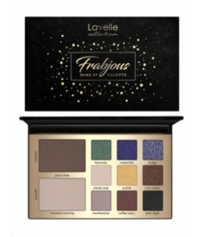 LavelleCollection Палетка для макияжа Frabjous тон 03 celebrity