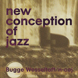 Bugge Wesseltoft ‎/ New Conception Of Jazz (2x12' Vinyl EP)