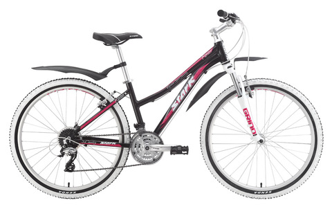 Stark Router Lady (2015)черный с розовым