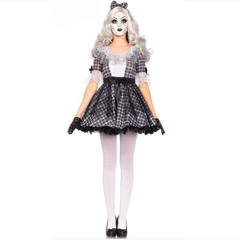 Маска Фарфоровая кукла - Leg Avenue