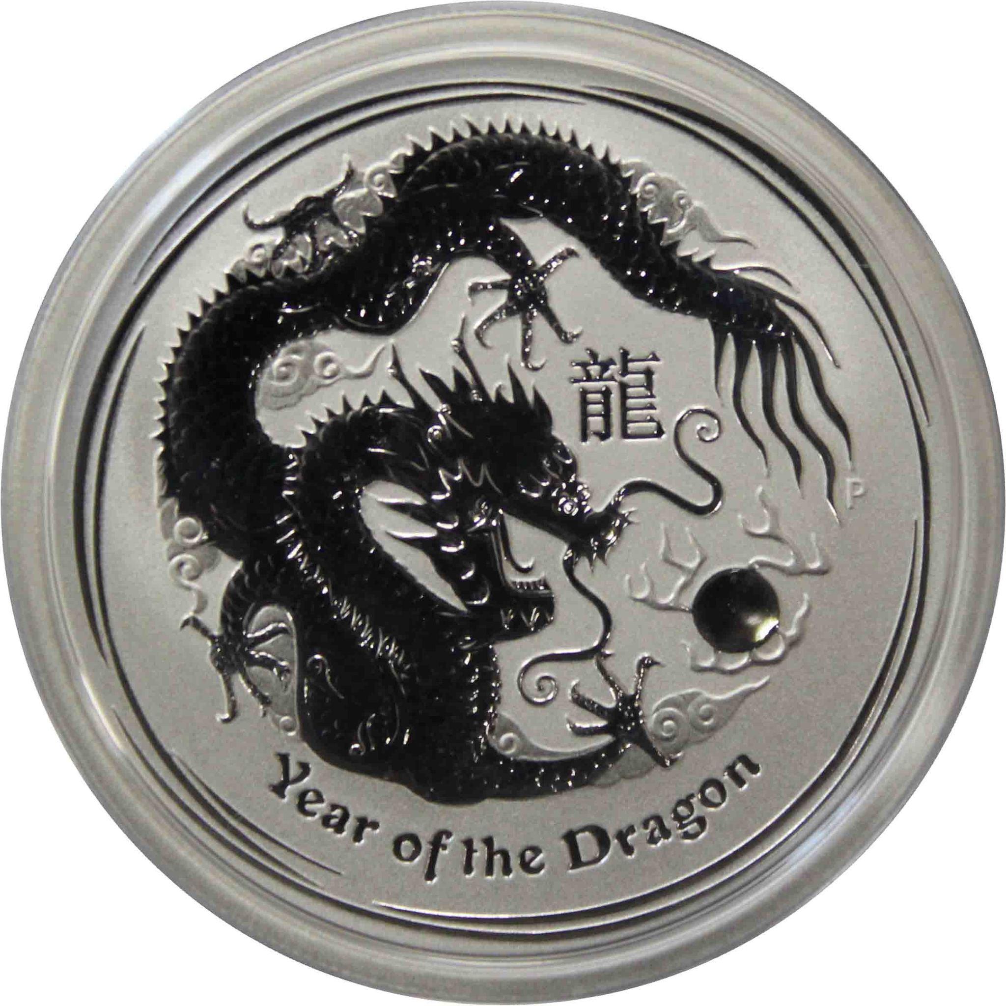 """50 центов """"Год Дракона"""". Австралия. 2012г."""