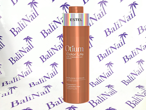 OTIUM COLOR LIFE Бальзам-сияние для окрашенных волос, 1000 мл
