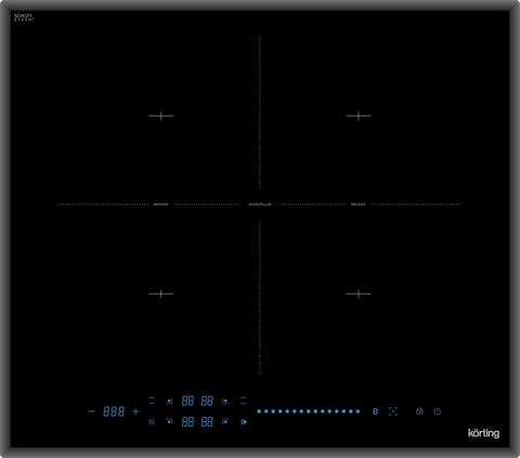 Индукционная варочная панель Korting HIB 64940 B Maxi