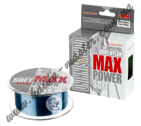 Леска KAIDA MAX POWER 200 м, NL228