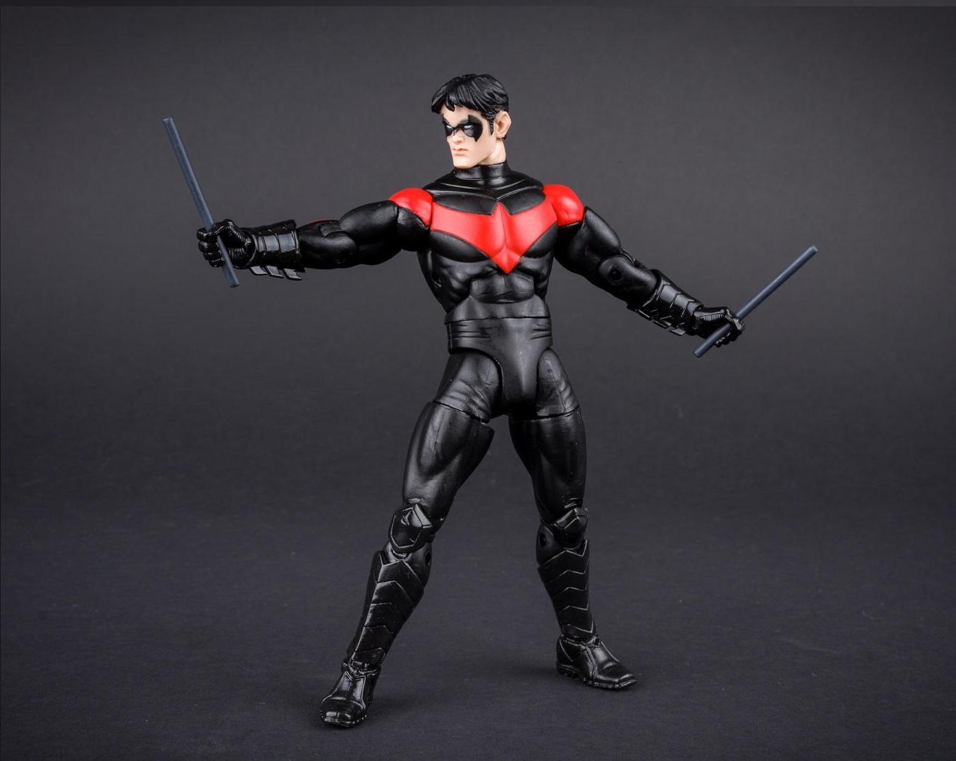 DC Comics Designer Series 01 By Greg Capullo - Nightwing