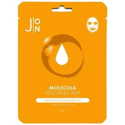 J:ON Volcanic Daily Mask Sheet тканевая маска для лица с вулканическим пеплом
