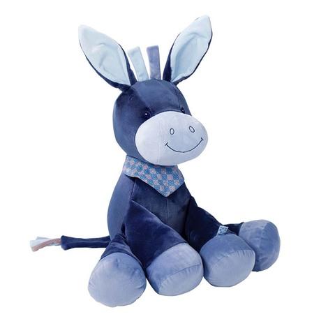 Мягкая игрушка Nattou Soft Toy Alex & Bibou 75 см