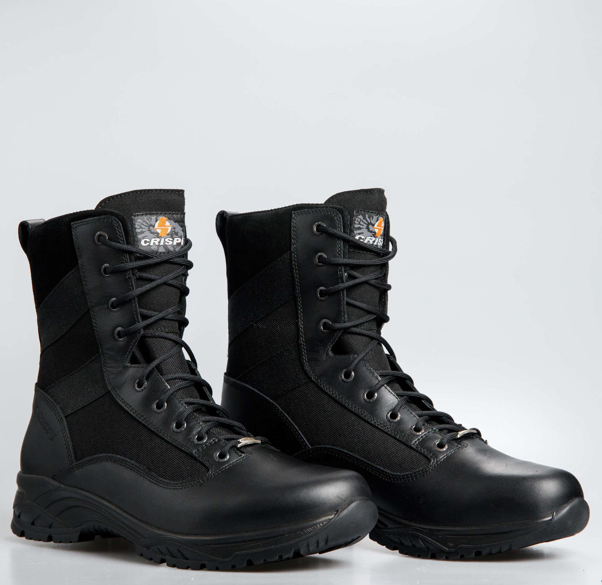 Ботинки SNIPER – BLACK