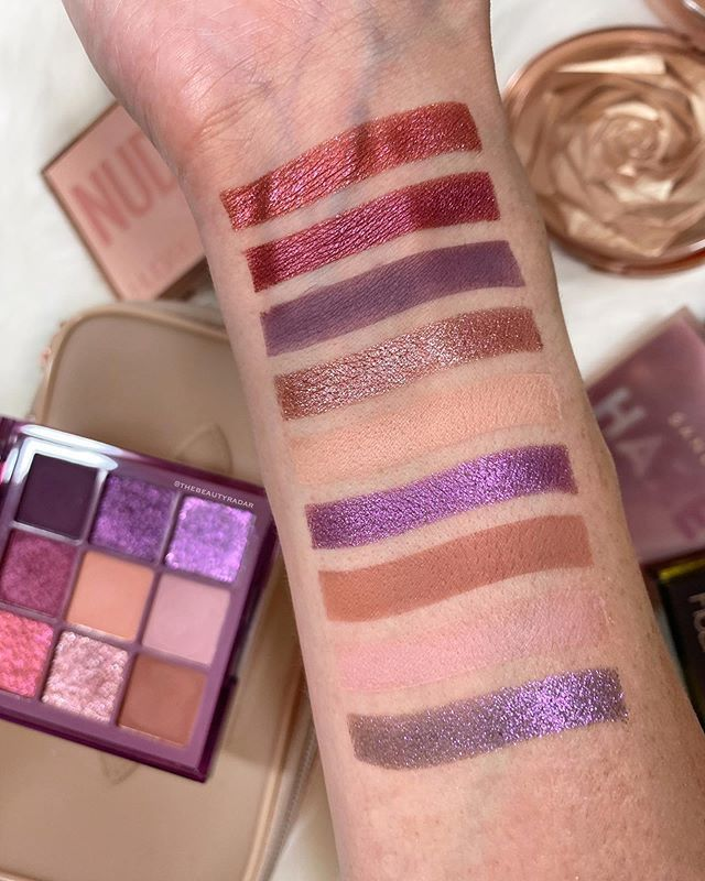 Huda Beauty Purple Haze Obsessions