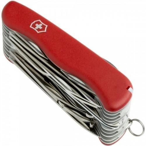 Складной нож Victorinox Work Champ XL, 111 мм., 31 функция (0.9064.XL) - Wenger-Victorinox.Ru