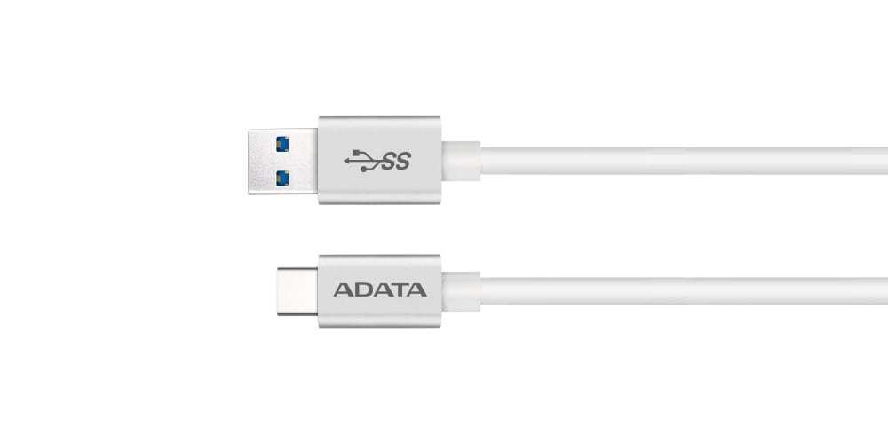 Кабель A-Data Type-С - USB 3.1 для зарядки и синхронизации (1 метр)