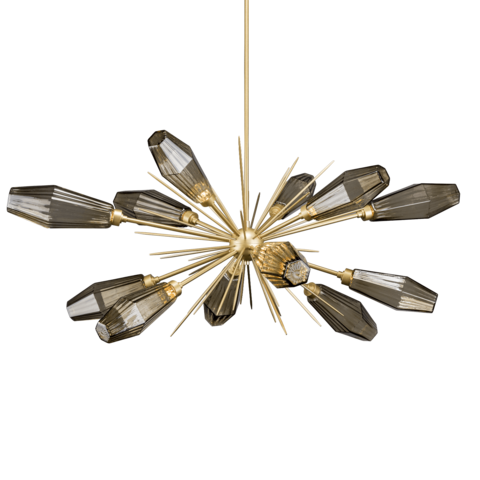 Потолочный светильник Aalto Oval Starburst by Hammerton Studio
