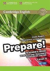 Cambridge English Prepare! Level 6 Teacher's Bo...