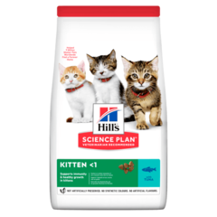 Корм для котят Hill`s Science Plan Kitten Healthy Development, с тунцом