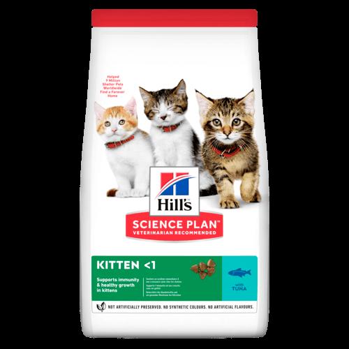 Сухой корм Корм для котят Hill`s Science Plan Kitten Healthy Development, с тунцом sp-feline-science-plan-kitten-healthy-development-tuna-dry-productShot_500.png.rendition.1920.19.png