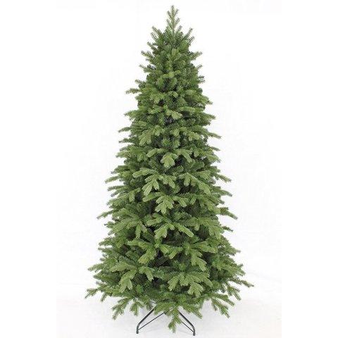 Искусственная елка Шервуд Премиум стройная 215 см зеленая