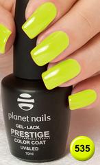 Planet Nails, Гель-лак Prestige №535, 10мл