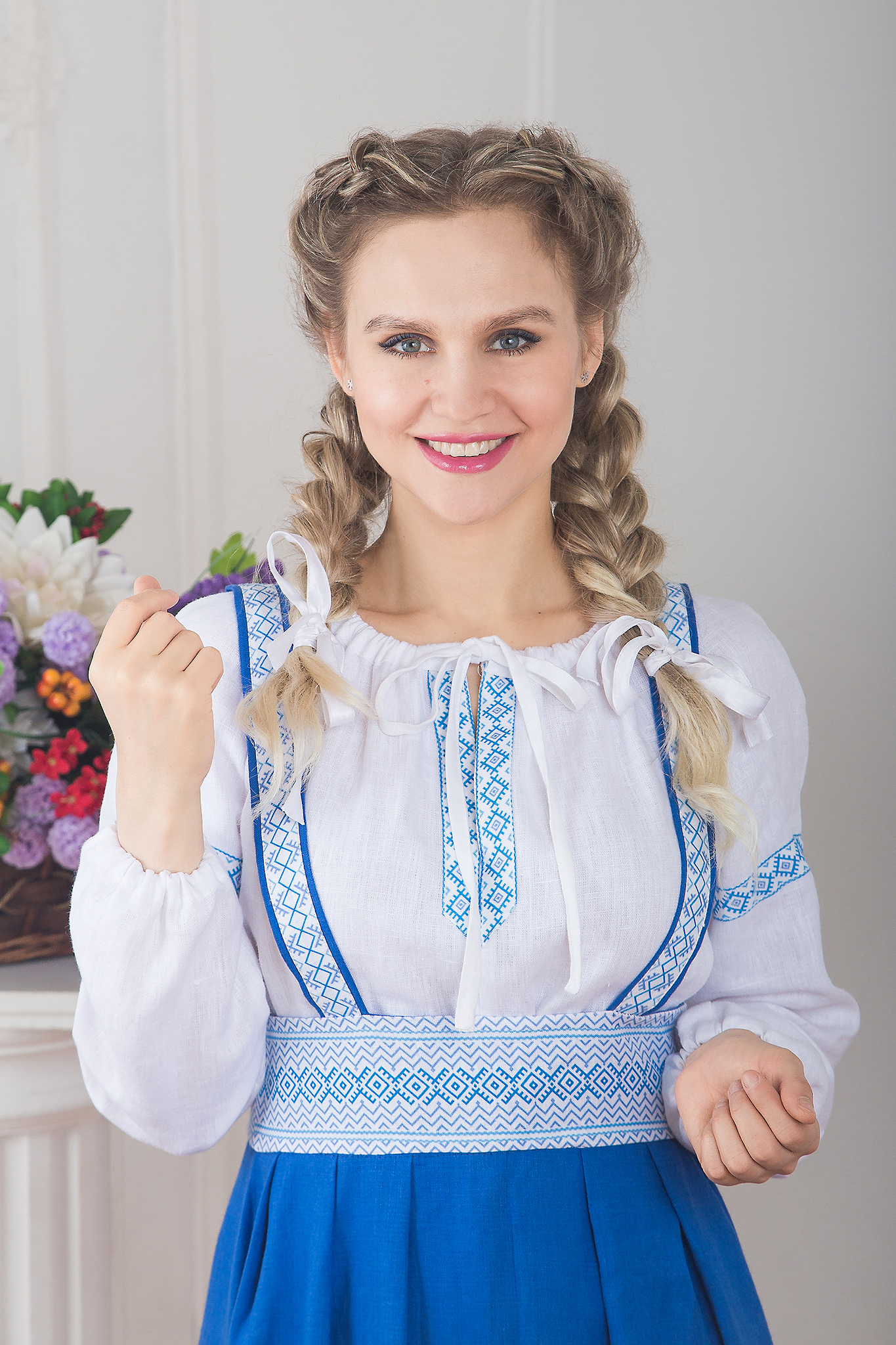Блуза Руса