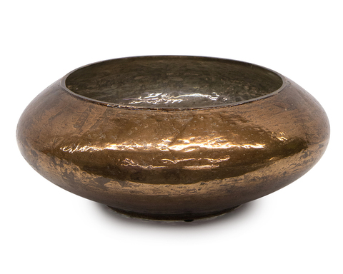 Bronze Iridescent Small Bowl