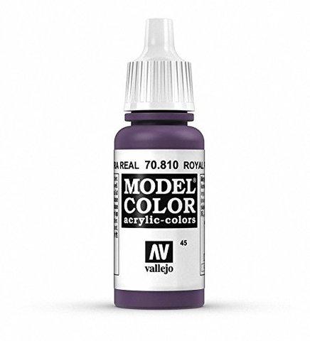Model Color Royal Purple 17 ml.