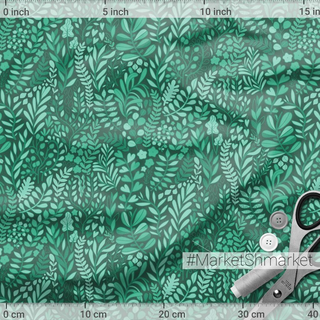 Свежая зелень. Летние травы