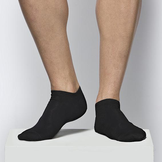 Носок Унисекс короткий MSC-012 Черный