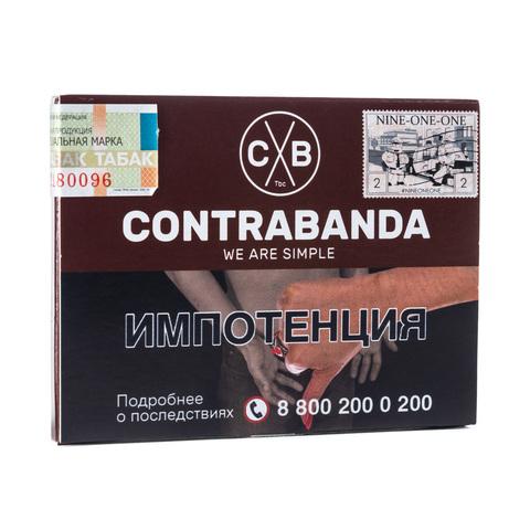 Табак CONTRABANDA Маковый Пончик 40 г