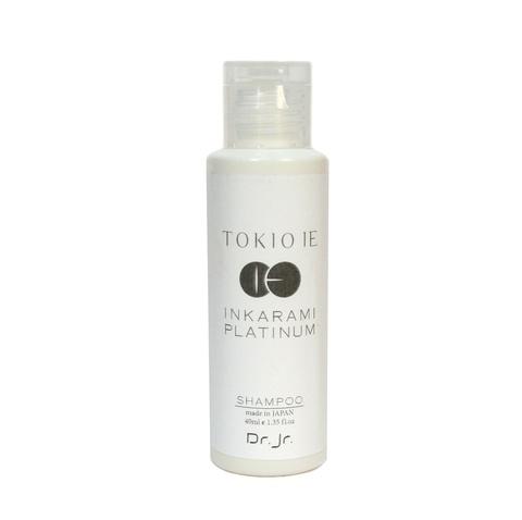 Шампунь для всех типов волос Tokio Inkarami Platinum Shampoo 40 мл