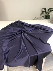 Ткань  атласная,  фиолетовый