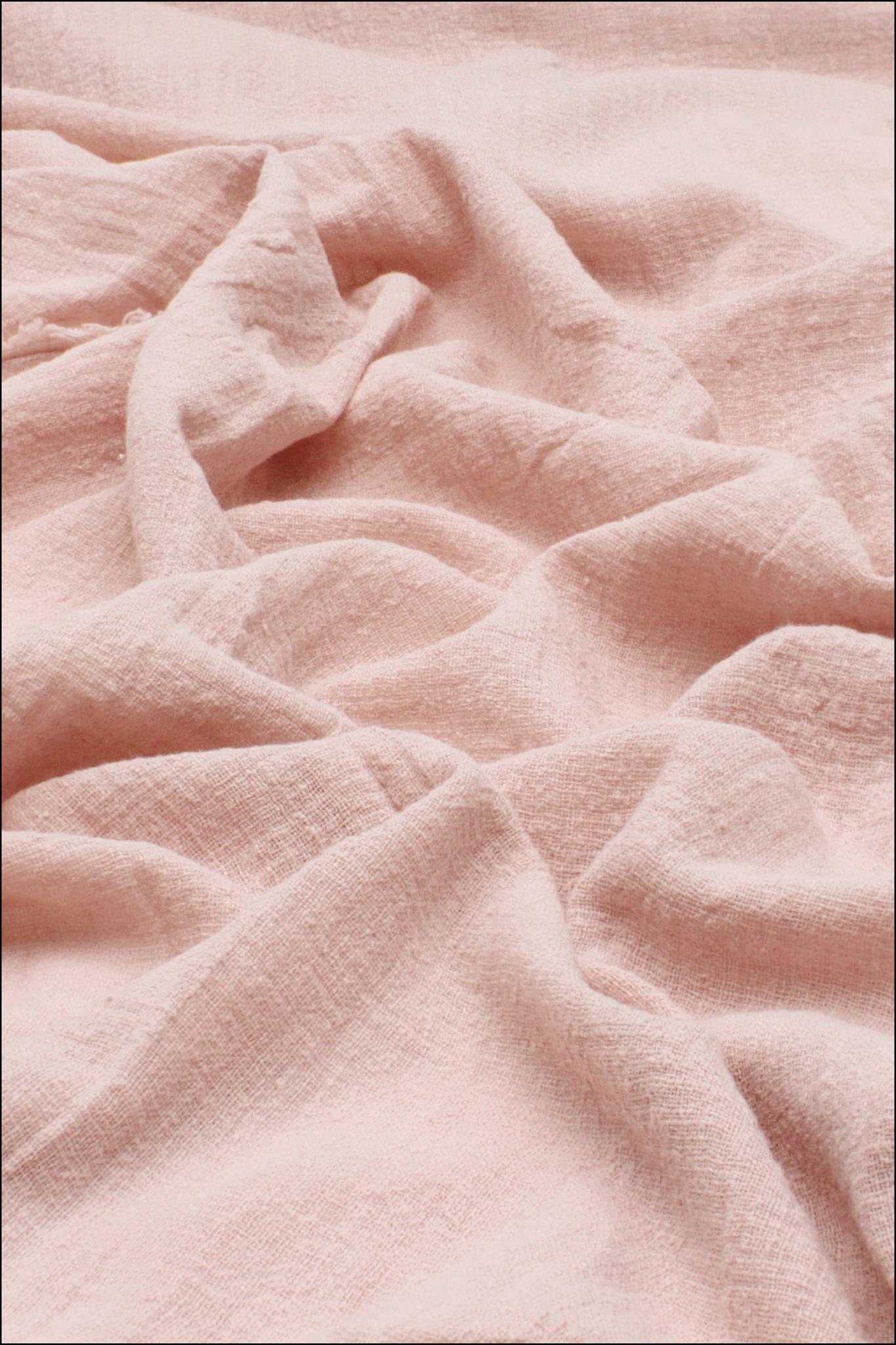 Лен пыльно-розовый(тонкий)