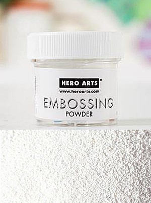Пудра для эмбоссинга -CLEAR  -EMBOSSING POWDER