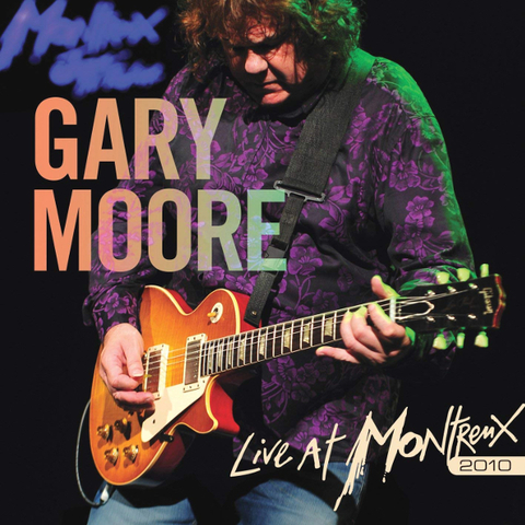 Gary Moore / Live At Montreux 2010 (RU)(CD)