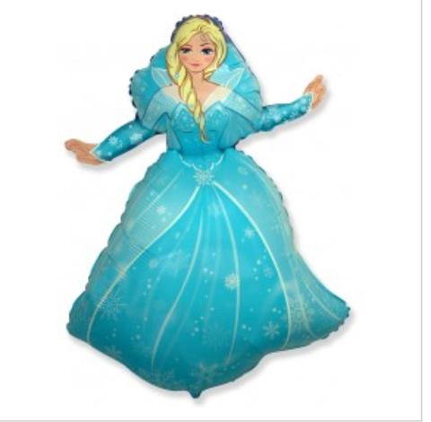 Фольгированный шар «Принцесса» #148868