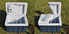 Термоэлектрический автохолодильник Mobicool W40 (12V/24V/220V, 40л)