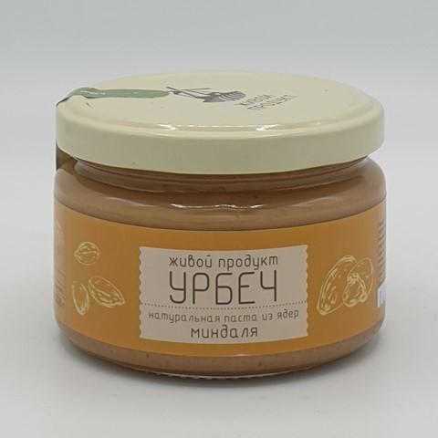 Урбеч из ядер миндаля ЖИВОЙ ПРОДУКТ, 225 гр