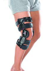 Регулируемый жесткий коленный ортез medi M.4s short укороченный