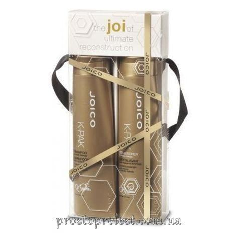 Joico K-Pak Gift Pack - Набір відновлюючий для пошкодженого волосся