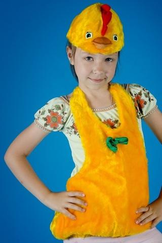 Карнавальный костюм Цыплёнка