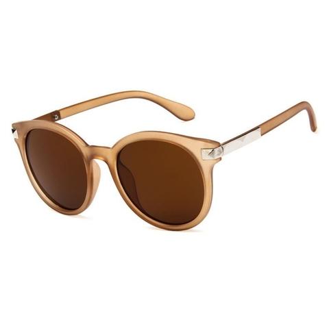 Солнцезащитные очки 5161001s Коричневый