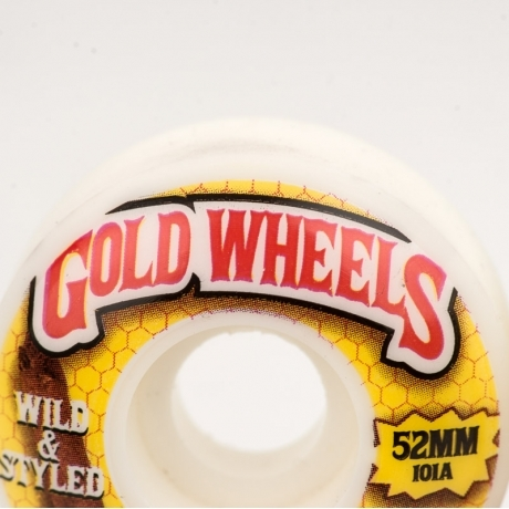Колёса для скейтборда GOLD WHEELS Woods Dane 101A