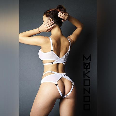 MyMokondo Set Om (one size, Белый)