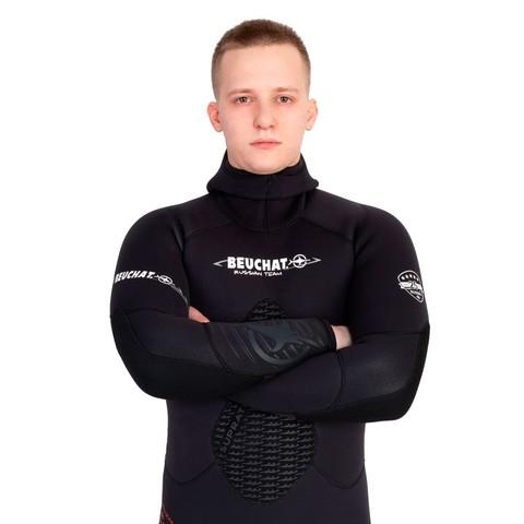 Гидрокостюм Beuchat Espadon Equipe Rus 5 мм куртка – 88003332291 изображение 3