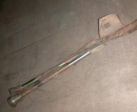 """Трубка топливной системы / PIPE STAND 1/4"""" BSP TUBE MTC0135A АРТ: 598-055"""